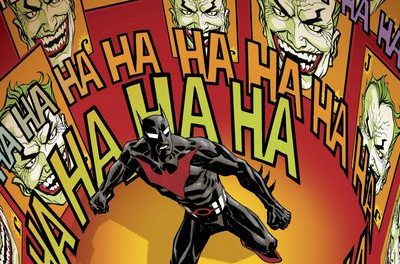 Batman Beyond #25 (Johnson Variant)