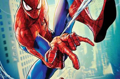 Amazing Spider-Man #7 (Sujin Jo Marvel Battle Lines Variant)