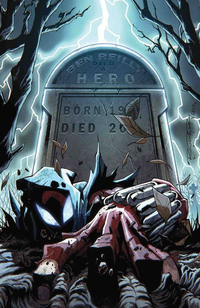 Ben Reilly Scarlet Spider #25