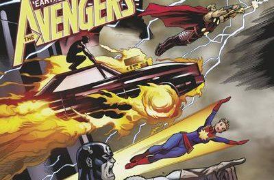 Avengers #6 (2nd Printing)
