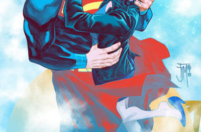 Action Comics #1004 (Manapul Variant)