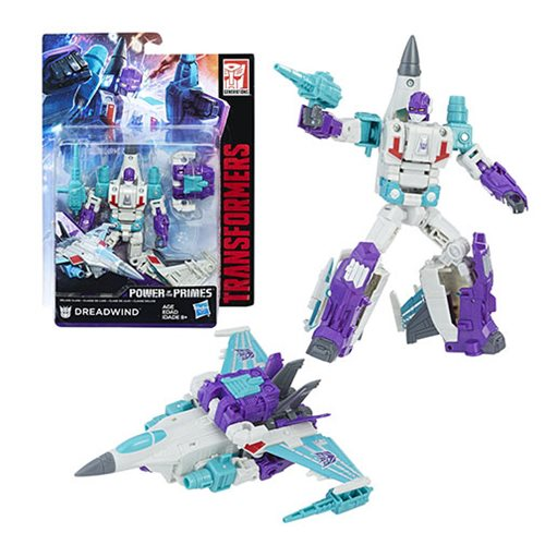 Transformers Generations Power of the Primes Deluxe Dreadwind