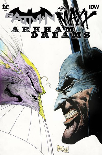 Batman the Maxx #1 (of 5) (Cover A – Kieth)