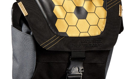 James Webb Space Telescope Courier Bag – Exclusive