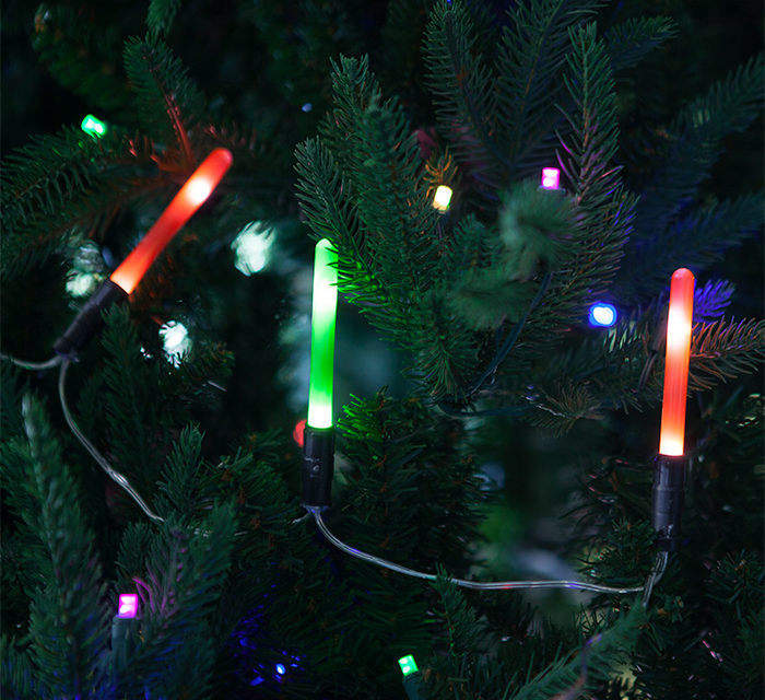 Star Wars Lightsaber String Lights