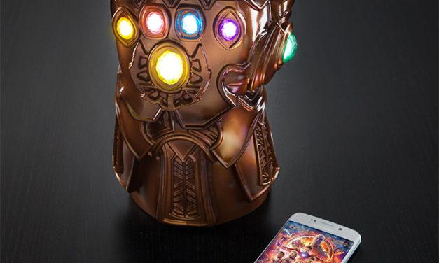 Marvel Thanos Gauntlet Mood Lamp