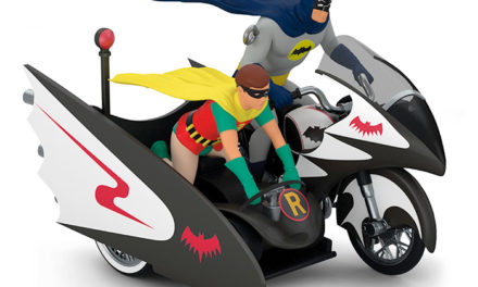 DC Comics Batman Batcycle Hallmark Keepsake Christmas Ornament