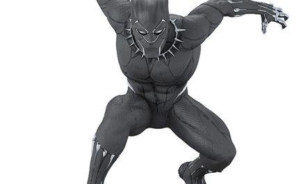 Marvel Black Panther Hallmark Keepsake Christmas Ornament