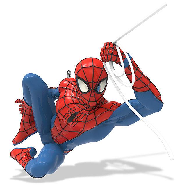 Marvel Spider-Man Hallmark Keepsake Christmas Ornament