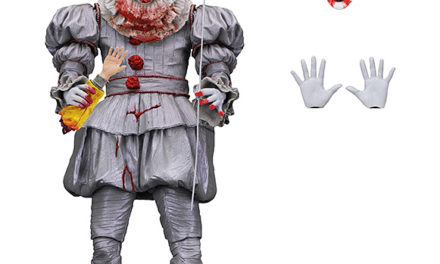 "Ultimate Pennywise Figure – ""I Love Derry"" Exclusive"