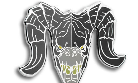 Limited-Edition Fallout Deathclaw Pinny Pin