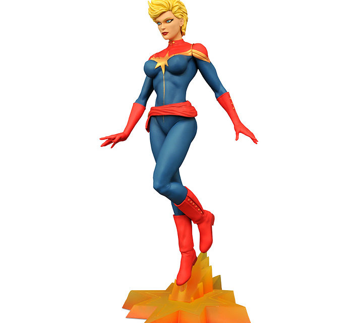 Marvel Gallery – Captain Marvel Figure
