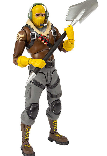 Fortnite Raptor 7″ Action Figure