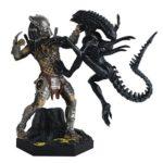 Alien and Predator AVP Requiem Special Statue with Collector Magazine #12