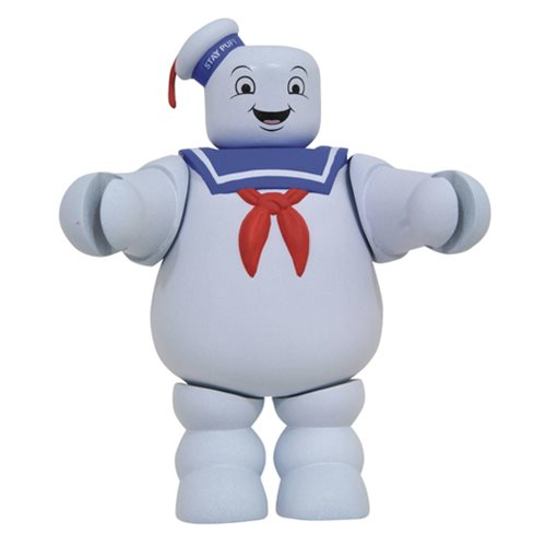 Ghostbusters Stay Puft Marshmallow Man Vinimate Figure – Free Shipping