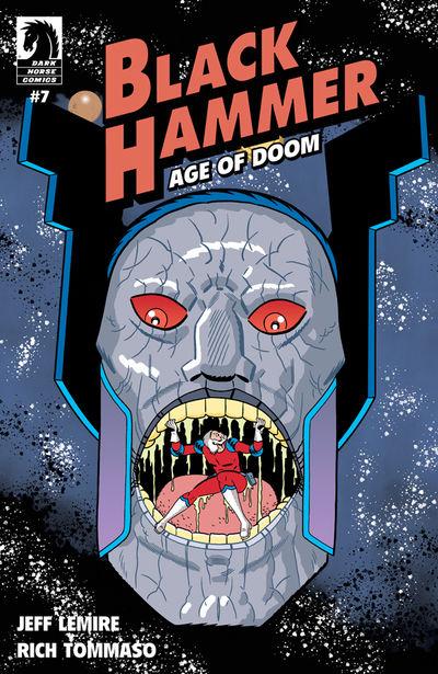 Black Hammer: Age of Doom #7
