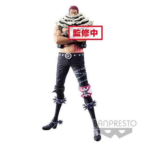 One Piece Charlotte Katakuri King of Artist Statue – Free Shipping