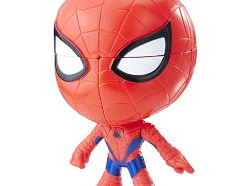 Spider-Man Edition Rubiks Crew Puzzle Figure