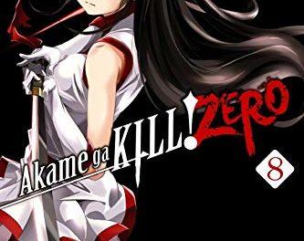 Akame ga KILL! ZERO Vol. 8 (Akame Ga Kill Zero)