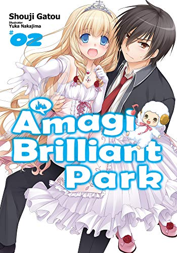 Amagi Brilliant Park: Volume 2