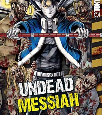 Undead Messiah manga volume 2