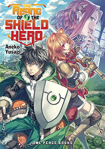 The Rising of the Shield Hero Volume 01