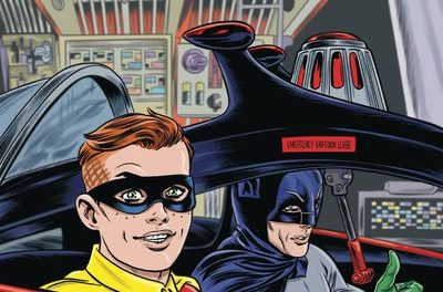 Archie Meets Batman 66 #4 (Cover A – Allred)