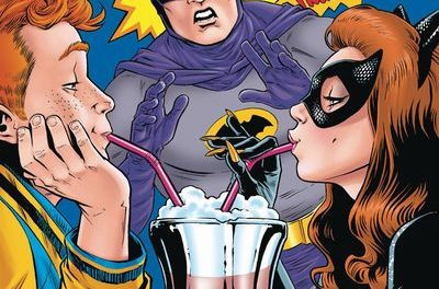 Archie Meets Batman 66 #4 (Cover B – Isaacs)