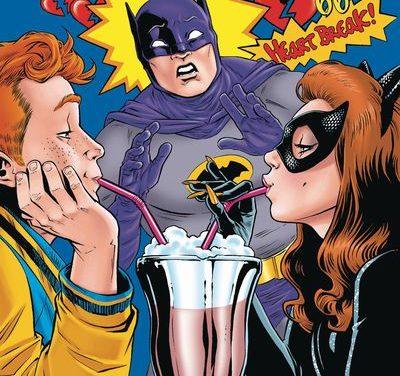 Archie Meets Batman 66 #4 (Cover B – Isaacs)