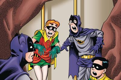 Archie Meets Batman 66 #4 (Cover C – McClaine)