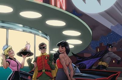 Archie Meets Batman 66 #4 (Cover D – Quinones)