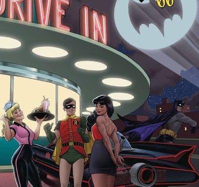 Archie Meets Batman 66 #4 (Cover D – Quinones)