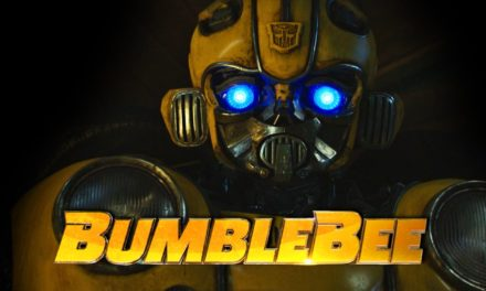 Bumblebee Movie, in theatres this Christmas