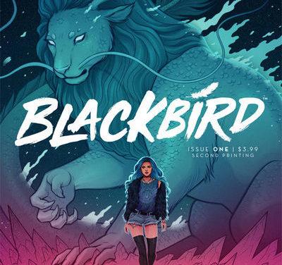 Blackbird #1 2nd Printing