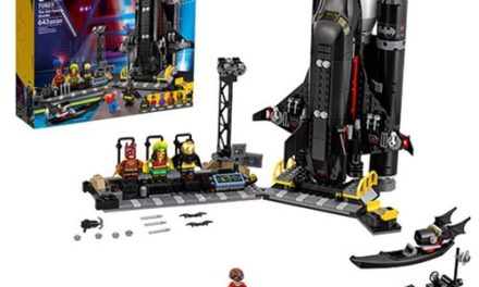 LEGO Batman Movie 70923 The Bat-Space Shuttle – Free Shipping