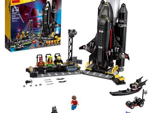 LEGO Batman Movie 70923 The Bat-Space Shuttle – Free Shipping