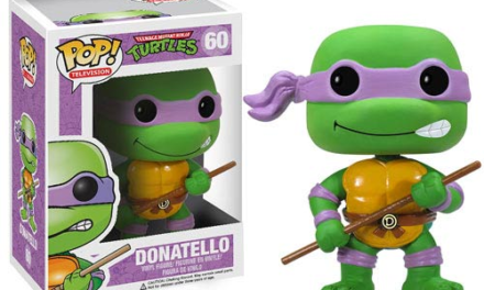 Teenage Mutant Ninja Turtles Donatello Pop! Vinyl Figure – Free Shipping