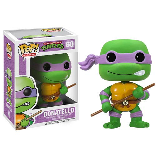 Teenage Mutant Ninja Turtles Donatello Pop! Vinyl Figure – Free Shipping