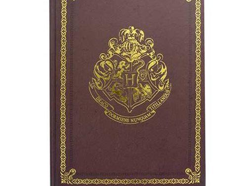 Harry Potter Hogwarts Notebook