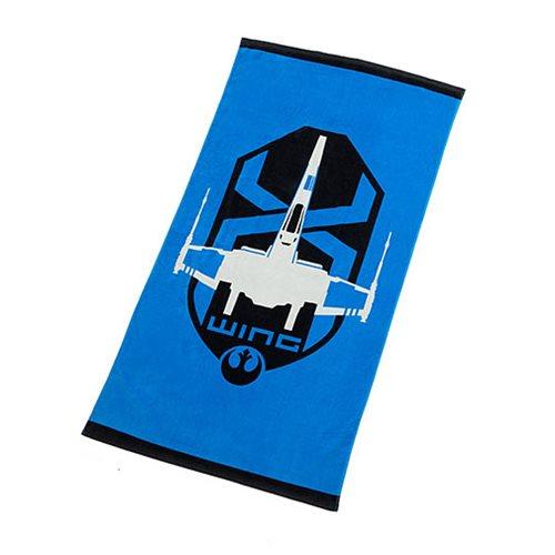 Star Wars X-Wing Beach Towel