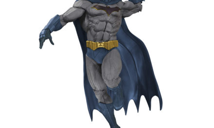 DC Core Batman PVC Statue – Exclusive