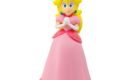 Hallmark Nintendo Super Mario Bros. Princess Peach Christmas Ornament