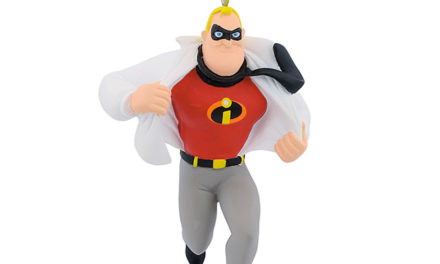 Hallmark Disney/Pixar Mr. Incredible Christmas Ornament