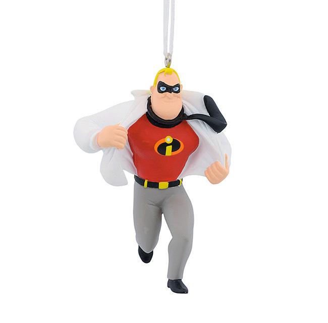 Hallmark Disney/Pixar Mr. Incredible Christmas Ornament