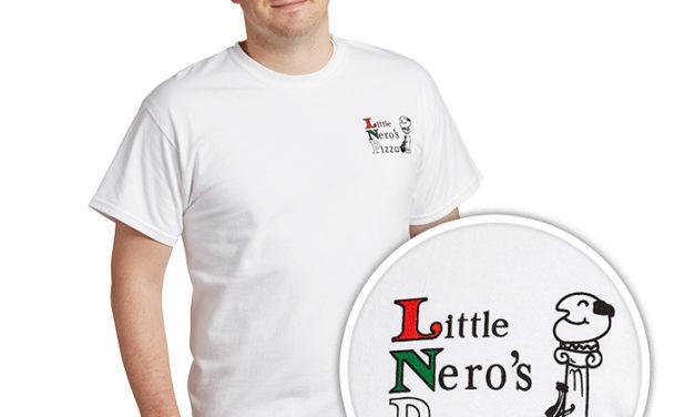Home Alone Little Nero's Pizza T-Shirt
