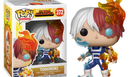 Funko POP! My Hero Academia Todoroki Vinyl Figure