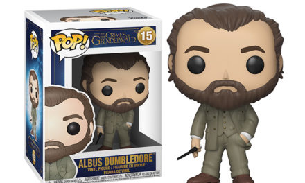 Funko POP! Fantastic Beasts 2 Dumbledore Vinyl Figure
