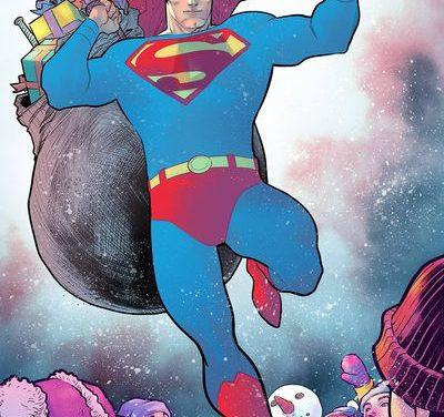 Action Comics #1005 (Manapul Variant)