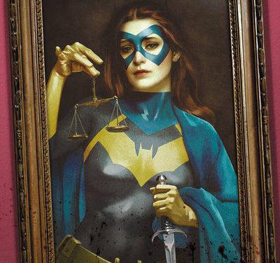 Batgirl #29 (Middleton Variant)