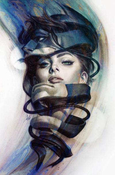 Catwoman #5 (Lau Variant)